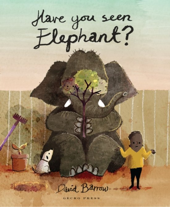 Boek cover Have You Seen Elephant? van David Barrow (Hardcover)