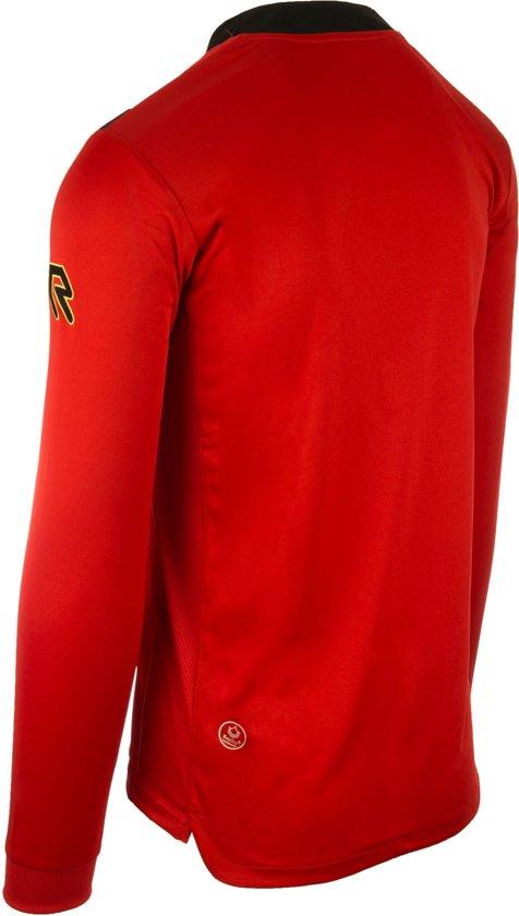 Anniversary LsVoetbalshirt Maat white Xxxxl Shirt black Robey Red thrCQds