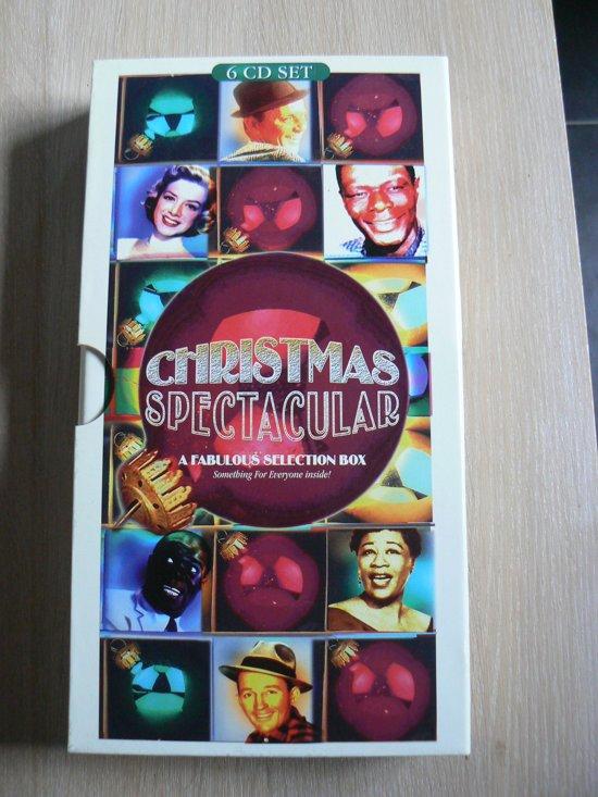 christmas spectacular 6 cd box