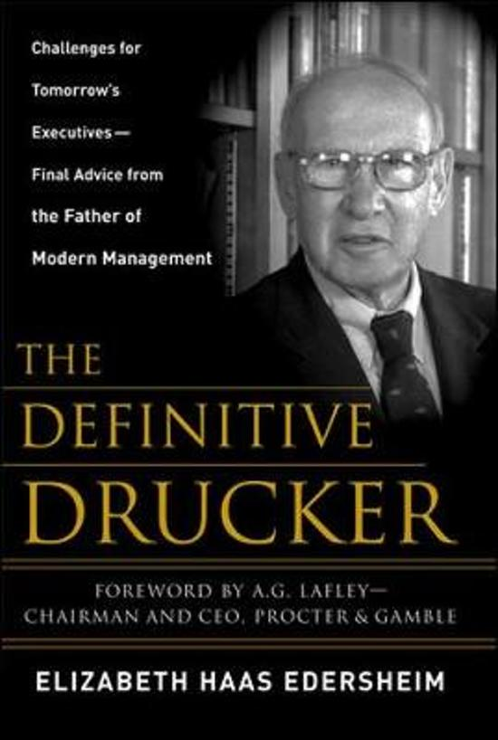 the practical drucker cohen william a