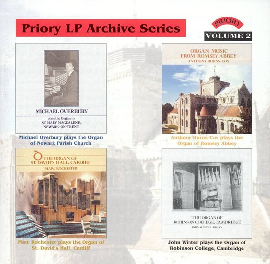 Priory LP Archive Series, Vol. 2