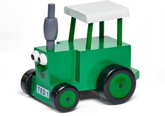 Tractor Ted Replica Houten Tractor