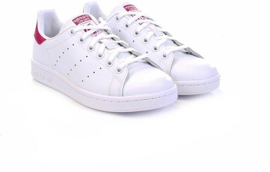adidas stan smith roze wit
