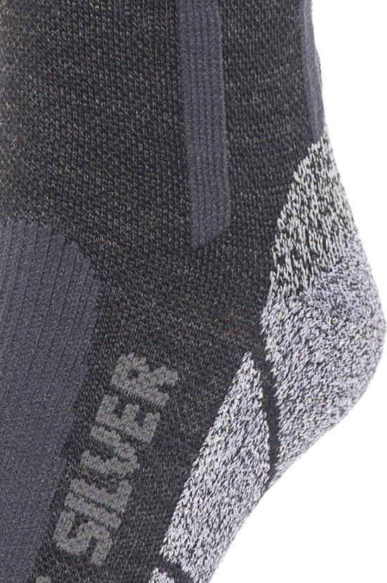 Maat 38 Silver 35 Trekking anthracite X socks Black n0w8yvmNO