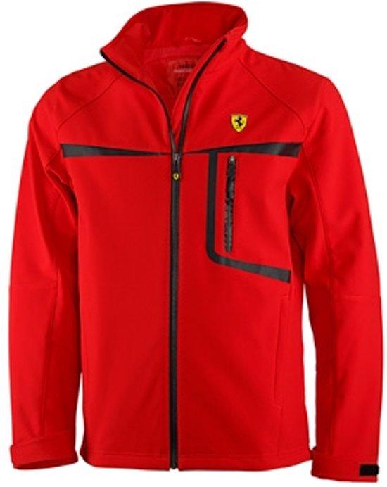 Ferrari Jas M Jas Maat Softshell Maat Ferrari Ferrari M Softshell u35lJcT1FK