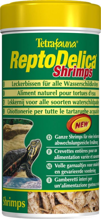 Tetra Fauna Reptodelica Shrimps 250 ml