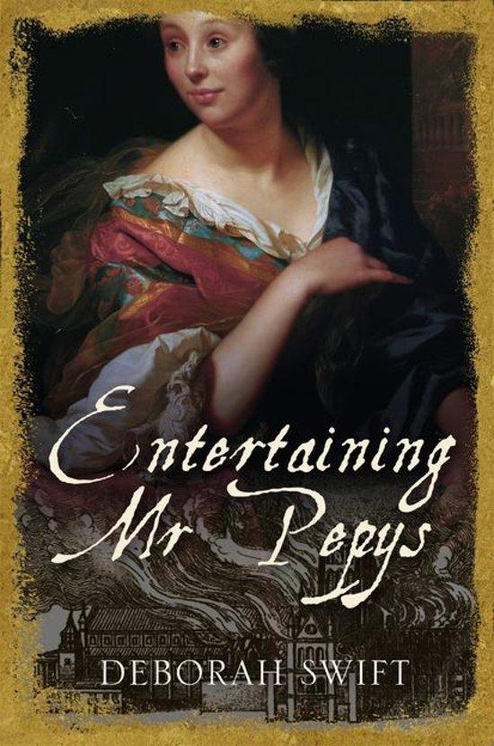 Entertaining Mr Pepys