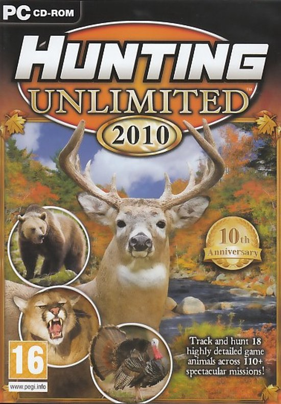 Hunting Unlimited 2010 - Windows