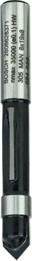Bosch - Kopieerfrezen 8 mm, D1 8 mm, L 19 mm, G 64 mm
