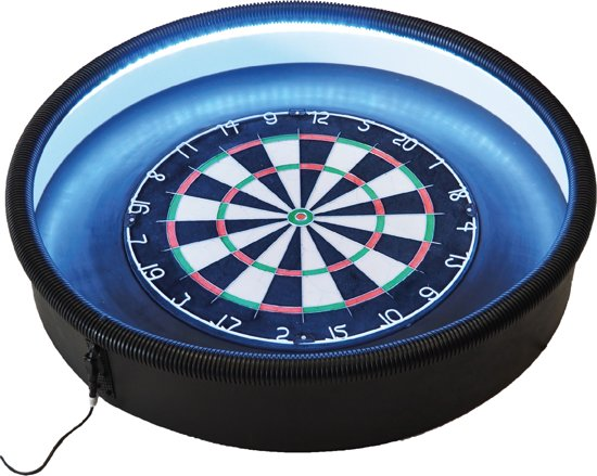 dragon darts dragon 360 led dartbord surround verlichting