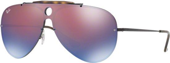 edb42ad1a2 Ray-Ban RB3581N 153 7V - Blaze Shooter - zonnebril - Zwart   Violet