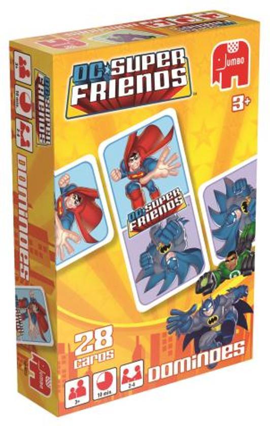 Afbeelding van het spel Superfriends Domino