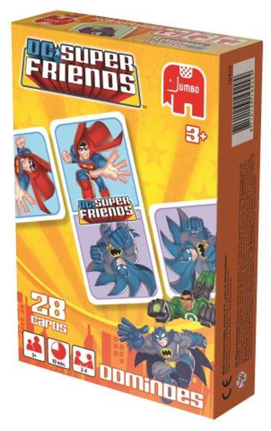 Thumbnail van een extra afbeelding van het spel Superfriends Domino