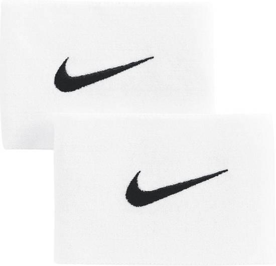 Nike Guard Stay - II - Sokophouders - Unisex - White/Black - One size