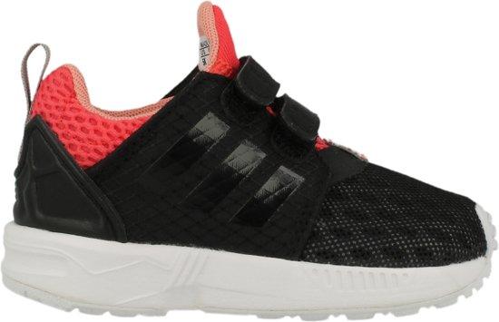 adidas zx flux dames zwart roze