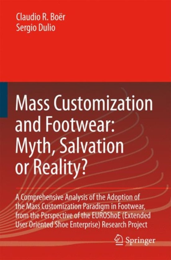 Mass Customization and Footwear