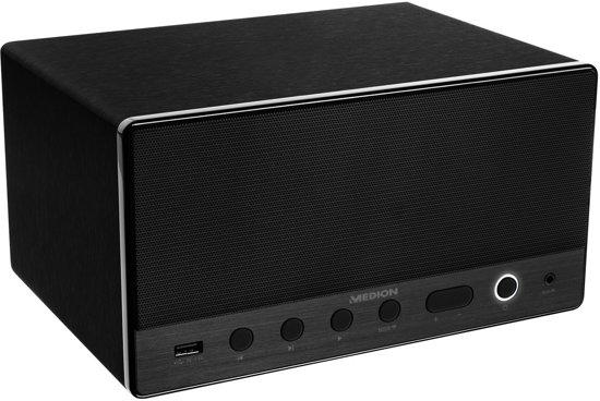 MEDION® LIFE P61071 WiFi Multiroom Speaker (zwart)