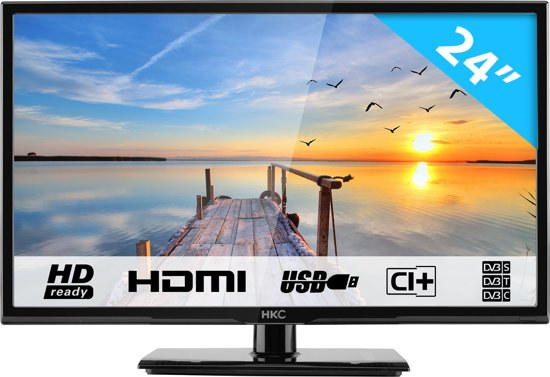 HKC 24C2NB  - Full HD tv