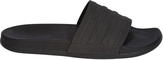 Adidas Adilette Cloudfoam + Slippers Zwart