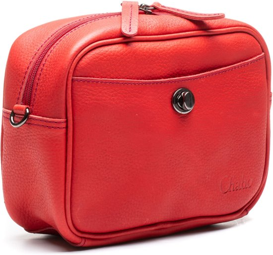 Red Bags Rood Camera Crossbody Coco Chabo wZ4qgC