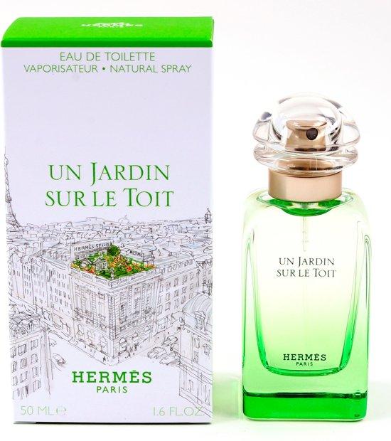 Bolcom Hermes Un Jardin Sur Le Toit For Women 50 Ml Eau De