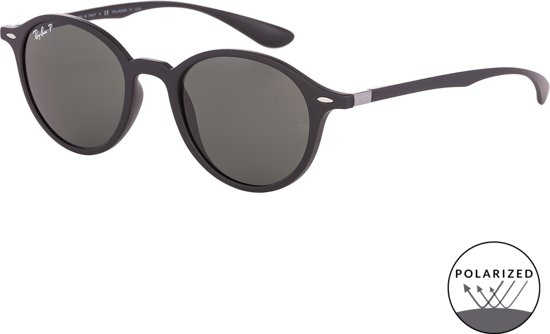 14c5327619c2e7 Ray-Ban RB4237 Zonnebril - Groen - 50 mm