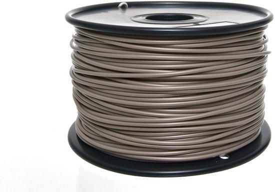 Clp 3D-Filamenten - ABS (1 kg) - goud 3 mm