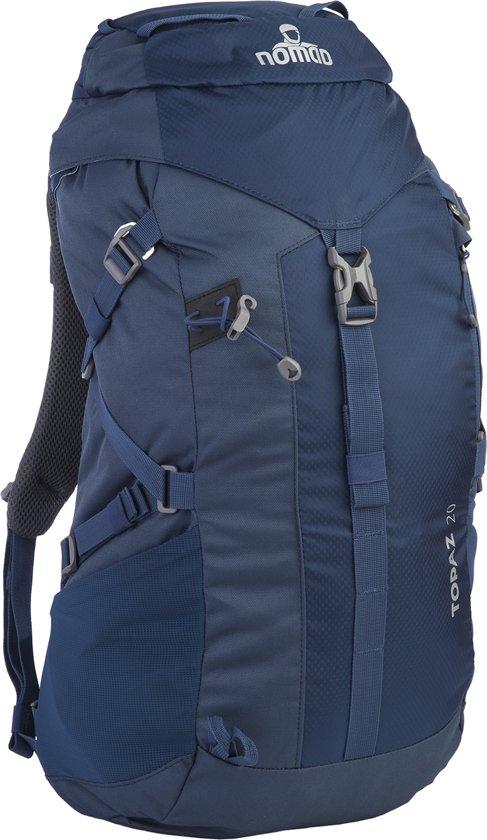 Nomad Topaz Tourpack Rugzak - 20L - Dark blue