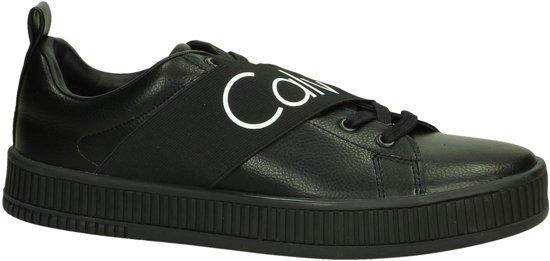 Occasionnels Calvin Klein Noir Chaussures De Sport Pour Les Hommes o4TWc