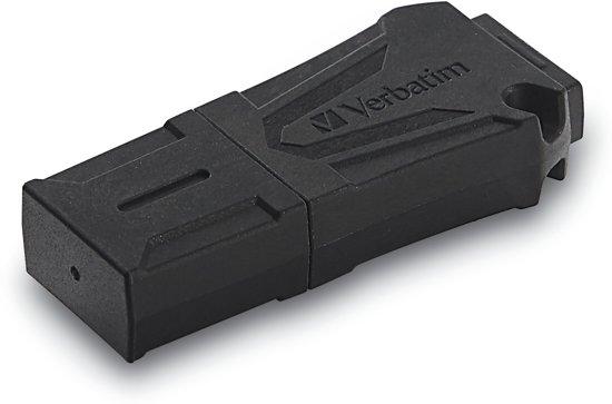 Verbatim ToughMAX USB flash drive 16 GB USB Type-A 2.0 Zwart