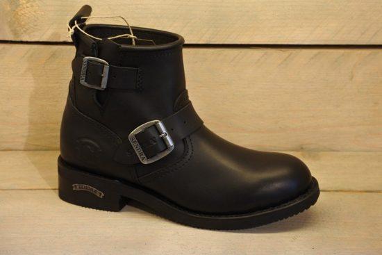 Zwart 2976 36 Boots Maat Sendra wqSaYHqn