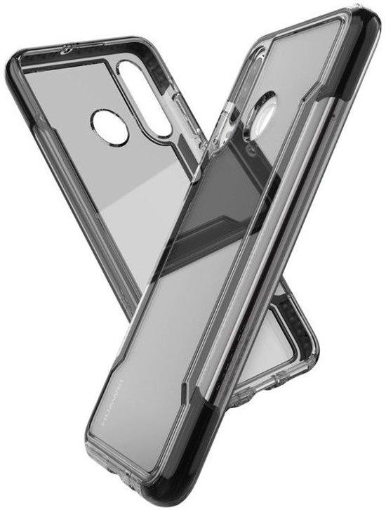 X-Doria Defense Clear cover - white - for Huawei P30 Lite