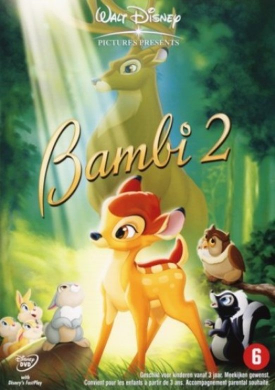 bol com | Bambi 2 (Dvd) | Dvd's