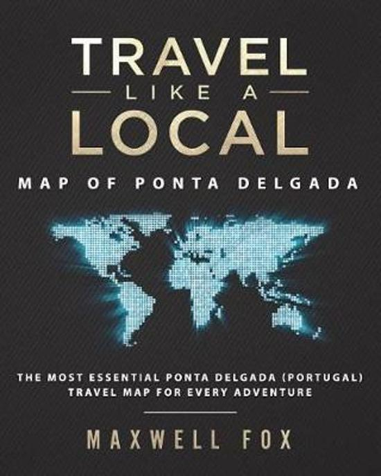 Travel Like a Local - Map of Ponta Delgada