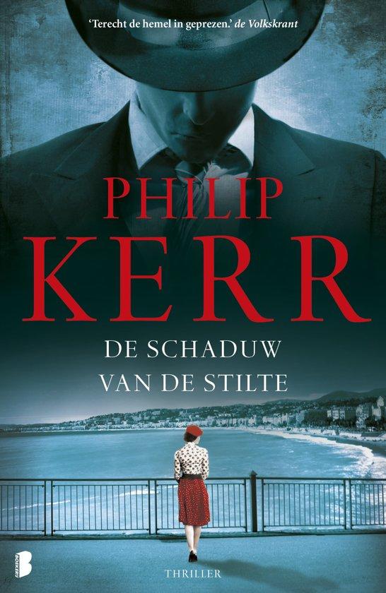 Philip-Kerr-Bernie-Gunther-11---De-schaduw-van-de-stilte