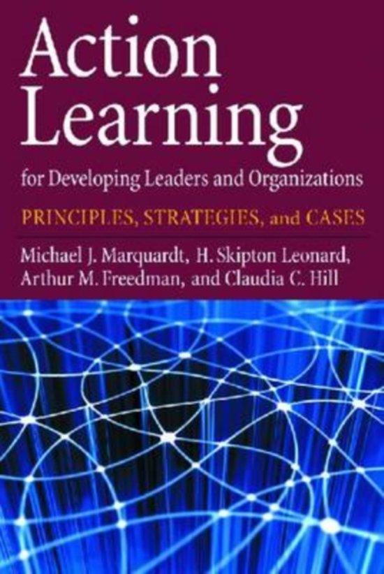 principles of the learning organization and