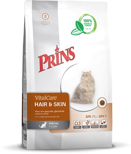 Prins VitalCare Kat Skin - Kattenvoer - 1.5 kg