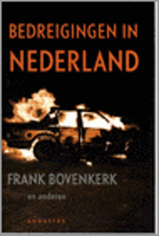 Bedreigingen In Nederland