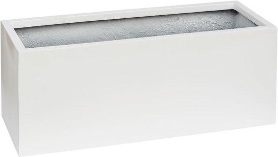 Top bol.com | Gartenfreude rechthoekige plantenbak van polyester, 100 OQ35