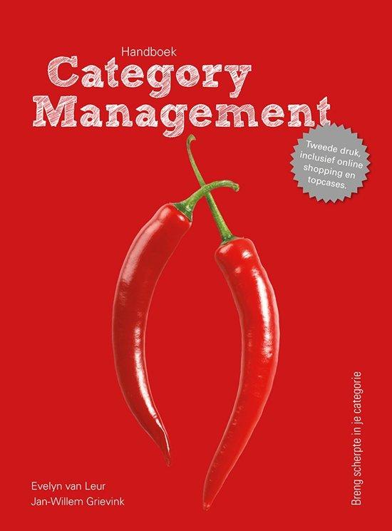 Handboek Category Management, 2e druk maart 2017