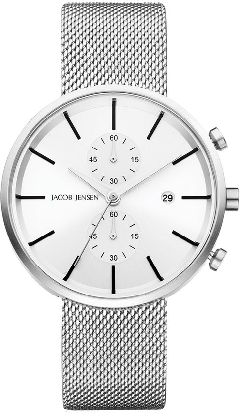 Jacob Jensen Linear 625 Horloge