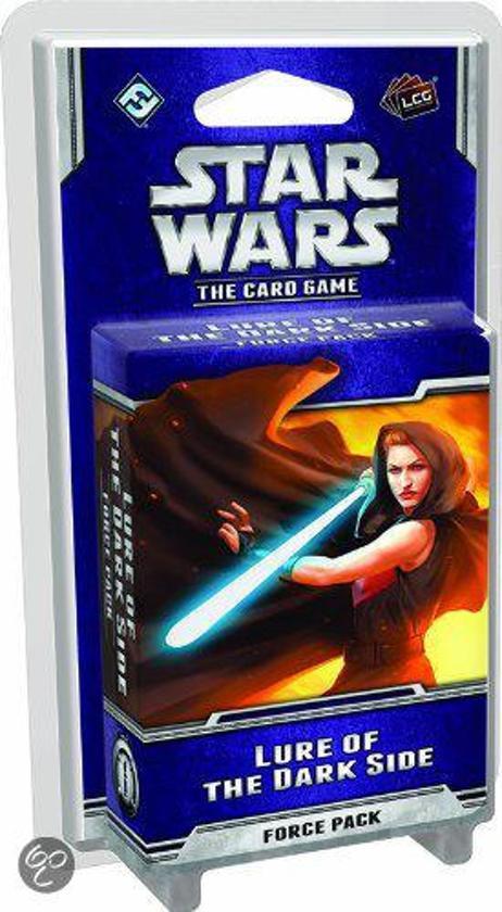 Afbeelding van het spel Star Wars The Card Game - Lure of the Dark Side