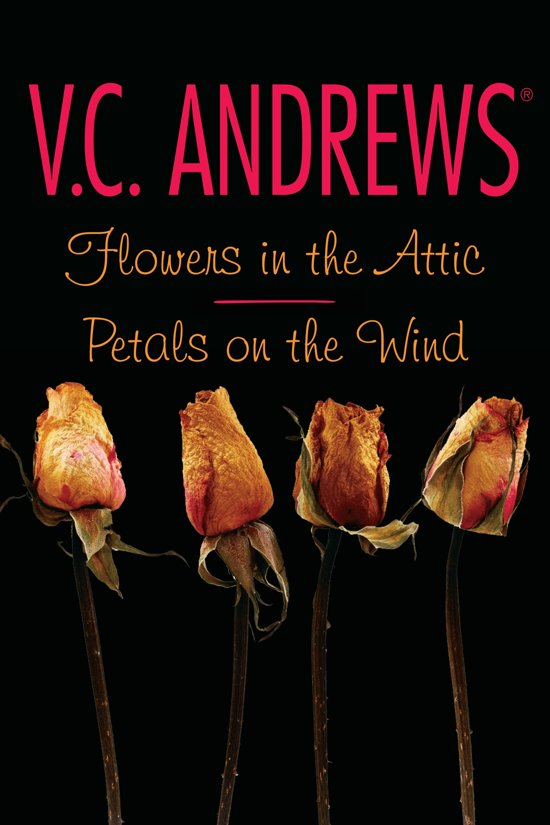attic the Flowers book cover in