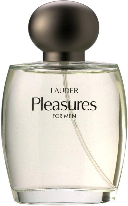 Estee Lauder Pleasures Men - 100 ml - Eau de cologne