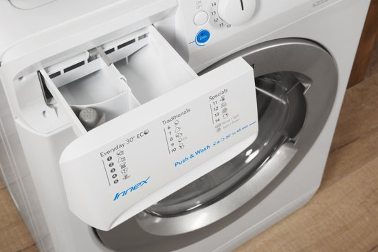 Indesit - BWE 81683X WSSS EU - wasmachine