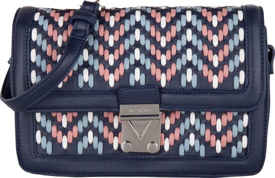Valentino Craft Satchel Crossbodytas - Blauw