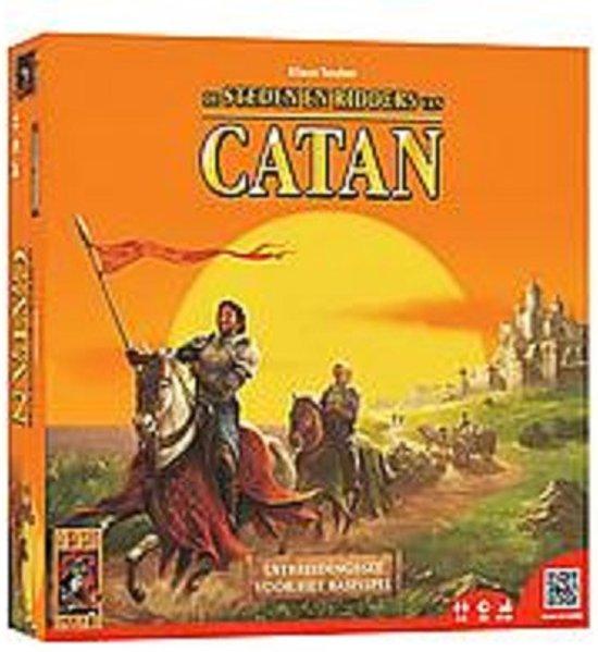 Afbeelding van het spel De Kolonisten van Catan: Steden & Ridders