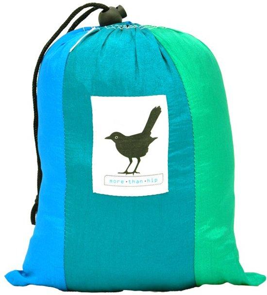 MoreThanHip - Reis Hangmat - Blauw
