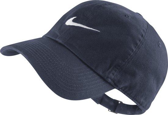 1745223aeb8 bol.com | Nike Classic Swoosh Cap Unisex - Obsidian/(White)
