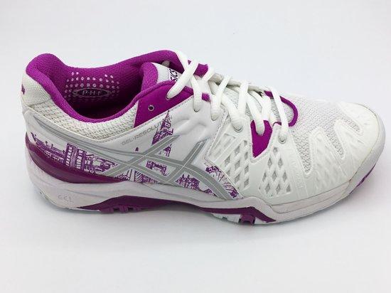 0b97983ad54 bol.com | Asics Gel Resolution 6 L.E. London Tennisschoen Dames